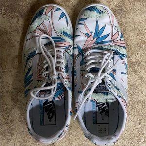 Vans Tropical Ultracush Sneakers